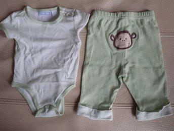 Body Pants ( 3 mos 12 lbs) se bild apa pp pants randig lime body - Norrköping - Body Pants ( 3 mos 12 lbs) se bild apa pp pants randig lime body - Norrköping