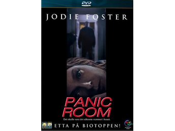 Panic Room (Jodie Foster, Forest Whitaker) - Visby - Panic Room (Jodie Foster, Forest Whitaker) - Visby