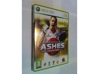 Xbox 360: Ashes - Cricket 2009 - Norrköping - Xbox 360: Ashes - Cricket 2009 - Norrköping