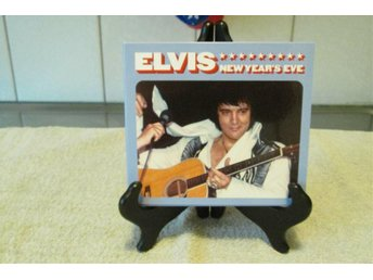 ELVIS PRESLEY - NEW YEARS EVE 1976  FTD-UTGÅVA 2003, POP, ROCKABILLY, COUNTRY