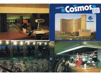 Hotell Cosmos Moskva