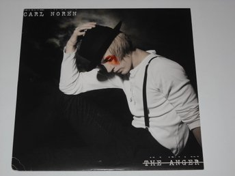 "CARL NOREN - THE ANGER  7""  INDIE"