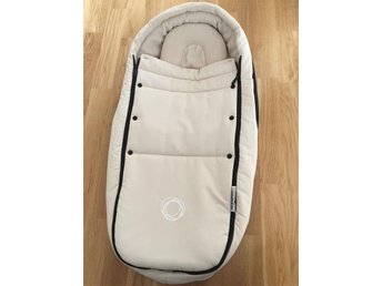 Bugaboo bee baby cocoon i off-white nyskick