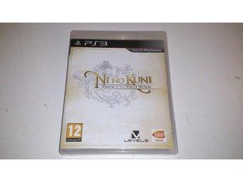 - Ni No Kuni Wrath of the White Witch PS3 -