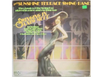 The Sunshine Terrace Swing Band-Swinging in a new mood / LP
