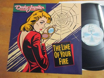 "Duke Jupiter ""The Line Of Your Fire"""