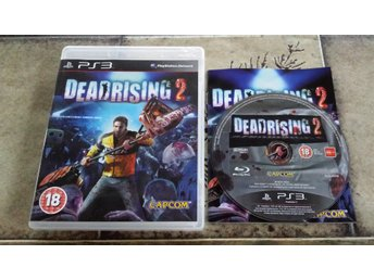 Dead Rising 2 Sony PS3 Playstation 3