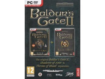 Baldurs Gate 2 + Exp. (PC)