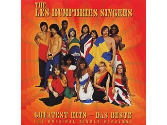 Les Humphries Singers: Greatest hits 1970-76 (CD)