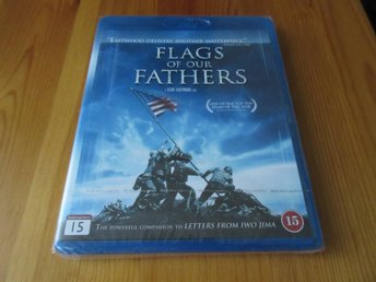 Flags of Our Fathers (Blu-ray) (INPLASTAD) ****OOP****