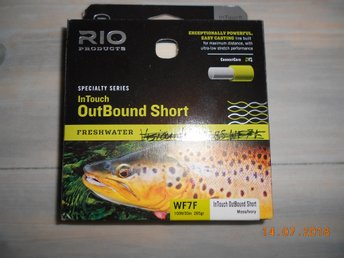 Rio intouch Outbound Short WF7F