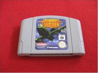 AEROFIGHTERS ASSAULT till Nintendo 64 N64