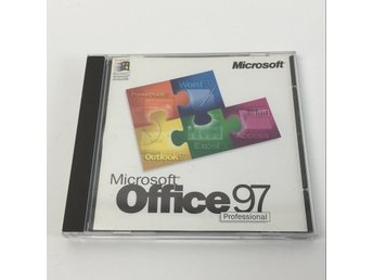 Microsoft, Office-paket, Office 97 Professional