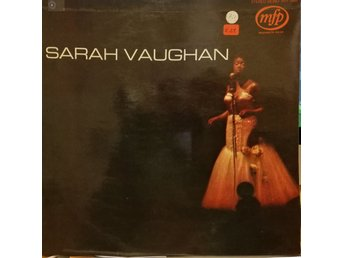 LP Sarah Vaughan With Mundell Lowe And George Duvivier ‎– After Hours