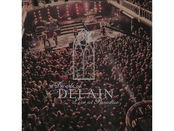 Delain: A decade of Delain/Live at Paradiso 2016 (2 CD + DVD + Blu-ray)