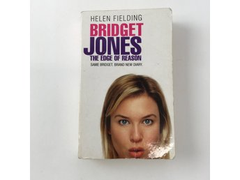 Bok, Bridget jones, Helen Fielding, Pocket, ISBN: 9780330433587, 2004