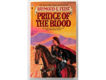 The Riftwar bok 5 - Prince of the blood
