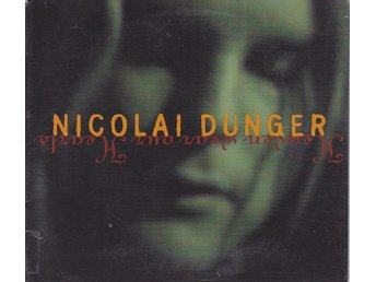 NICOLAI DUNGER: Heaven Wear Our Hearts - RARE PROMO-CD 1995