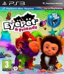 Playstation 3 PS3 Eye Pet Eyepet Friends MOVE