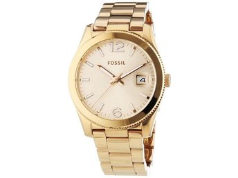 Fossil ES3587 Ladies Perfect Boyfriend Rose Gold Watch - Göteborg - Fossil ES3587 Ladies Perfect Boyfriend Rose Gold Watch - Göteborg