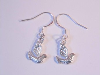 Kolibri örhängen / Hummingbird earrings