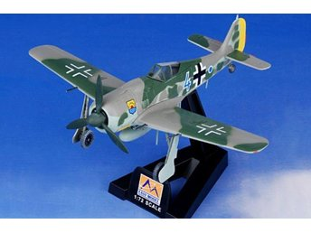 Easy Model  Focke-Wulf 190A - Bardufoss, Norway 1944 - 1/72 scale
