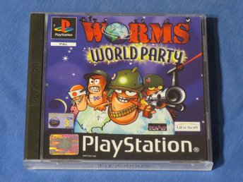 Worms + Worms World Party