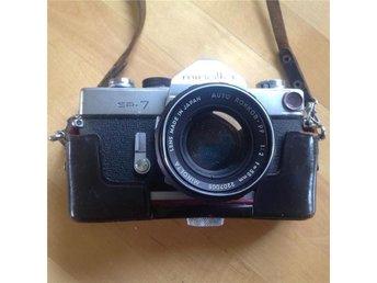 Kamera retro Minolta kvalité nostalgi - Falkenberg - Kamera retro Minolta kvalité nostalgi - Falkenberg