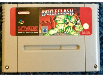 Battle Clash, Japan Space Bazooka snes, super Nintendo