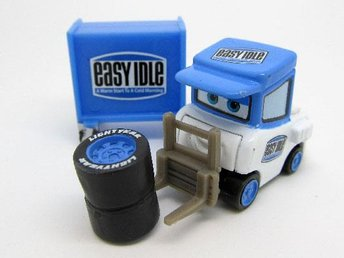 Cars Bilar Mcqueen Disney Pixar - Pitty Truck Easy Idle Crew stuff B20