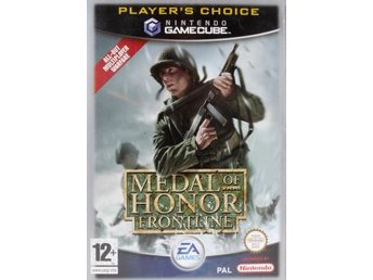 Medal of Honor: Frontline - Players Choice - Gamecube - Varberg - Medal of Honor: Frontline - Players Choice - Gamecube - Varberg
