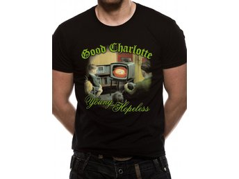 GOOD CHARLOTTE - YOUNG & HOPELESS (UNISEX) T-Shirt - Small