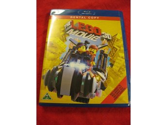 LEGO THE MOVIE 3D - BLU-RAY 3D