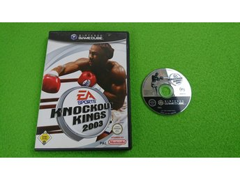 Knockout Kings 2003 Gamecube Nintendo Game Cube