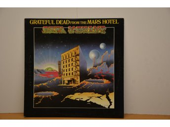 GRATEFUL DEAD FROM THE MARS HOTEL LP USA PRESS
