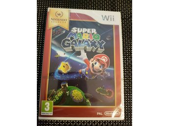 Super Mario Galaxy Wii *Nytt*