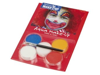 Sminkset Clown