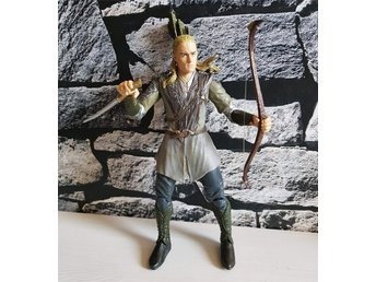 Legolas / Sagan om ringen / Fellowship of the ring / action figur