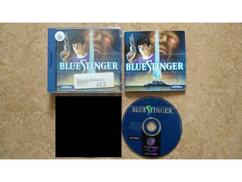 SEGA Dreamcast: Blue Stinger