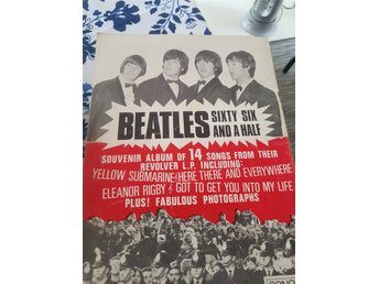 Beatles sixty six and a half