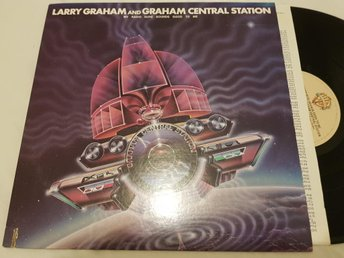 Larry Graham/Graham Central Station -My Radio Sure Sounds LP