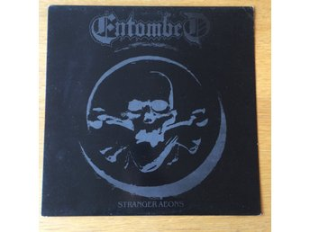 Entombed - Stranger aeons 1st press, Dismember, Cemetary, Grave, Nihilist, death