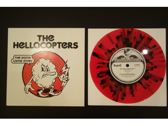 "Hellacopters / The same lame story (7"")"