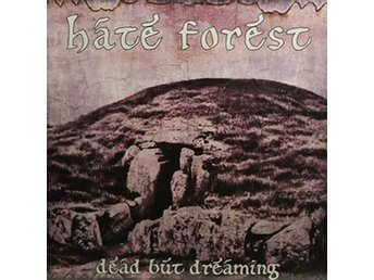 Hate Forest ‎–Dead But Dreaming lp Slavonic black metal