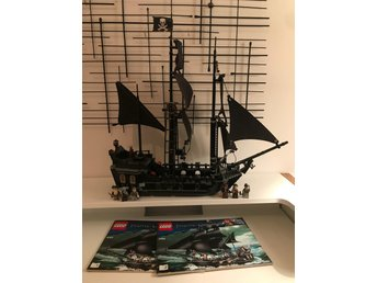 LEGO Pirates Of The Caribbean- 4184 The Black Pearl