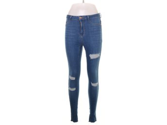Perfect Jeans Gina Tricot, Jeans, Strl: M, Molly, Blå