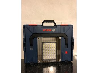 Bosch L BOXX väska led lampor