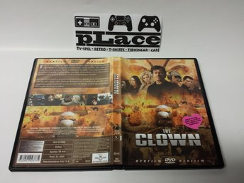 The Clown DVD