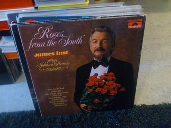 James Last - Roses From The South