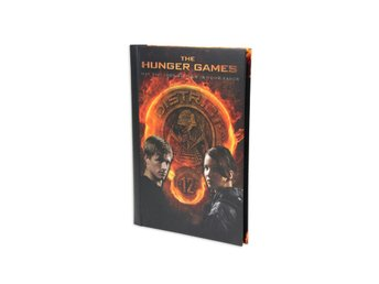 "Hunger Game Movie Journal ""Katniss Peeta District 12"""
